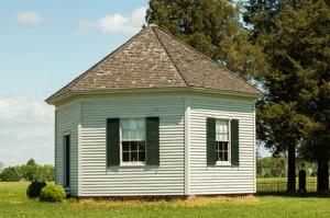 The Peachblossom Meetinghouse
